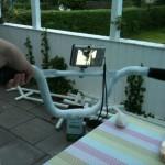 Mit geniale hjemmelavede håndholdte kamerastativ